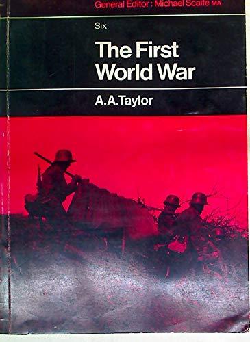 9780723105886: First World War