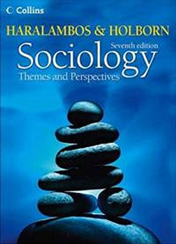 9780723108122: Sociology, Themes and Perspectives