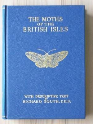 The Moths of British Isles: Ser. 2 (Wayside & Woodland): South, Richard