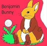 9780723200185: Benjamin Bunny Shaped Bath Book: A Beatrix Potter Bath Book (Peter Rabbit)