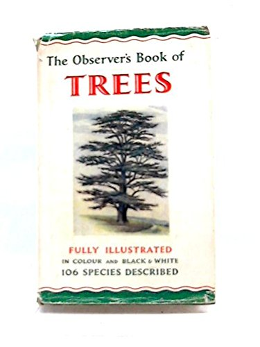 9780723200468: The Observer's book of trees