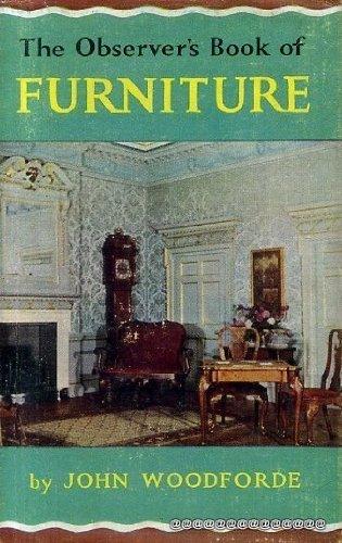 9780723200772: The Observer's Book of Furniture (Observer's Pocket)