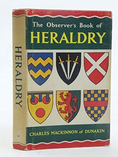 9780723200833: The Observer's Book of Heraldry (Observer's Pocket S.)