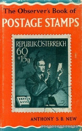 9780723200918: The Observer's Book of Postage Stamps