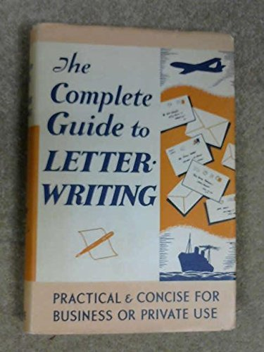 The Complete Guide to Letter Writing: Frederick Warne Publishers