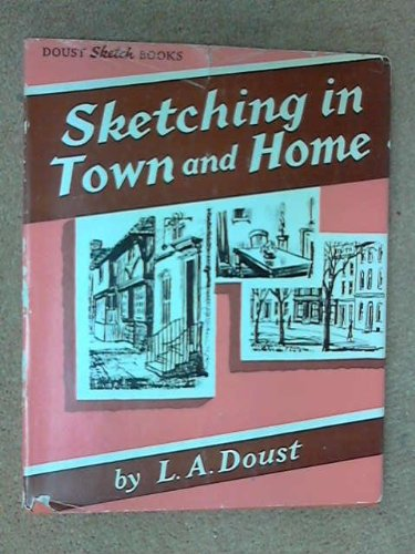 9780723202400: Sketching in Town and Home