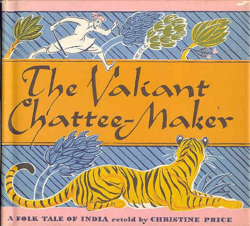 Valiant Chattee Maker by Christine Price 1965: Christine Price