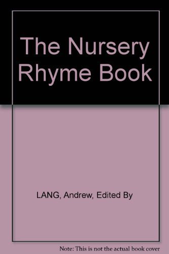 9780723205586: Nursery Rhyme Book
