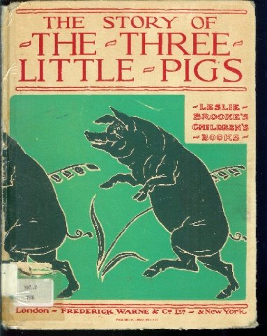 The Story of the Three Little Pigs (0723205736) by L. Leslie Brooke