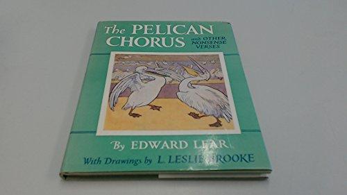 9780723205845: Pelican Chorus