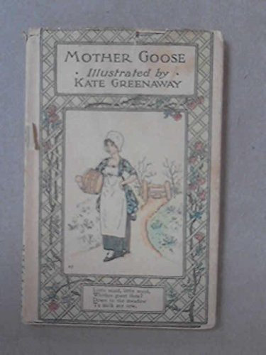 Mother Goose or the Old Nursery Rhymes (Warne children's classics)