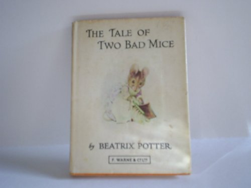 9780723205968: The Tale of Two Bad Mice (Potter 23 Tales)