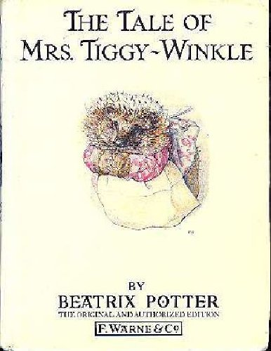 9780723205975: The Tale of Mrs. Tiggy-Winkle