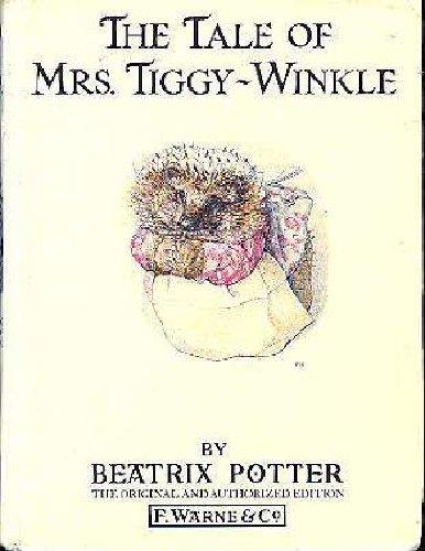 9780723205975: The Tale of Mrs. Tiggy-Winkle