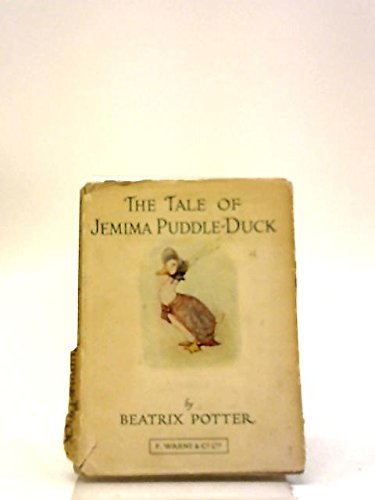 The Tale of Jemima Puddle-Duck (#9 of: Beatrix Potter