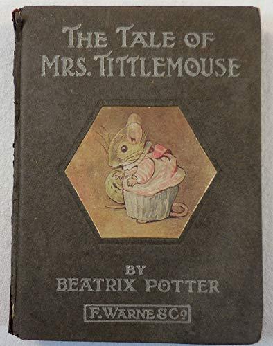 9780723206026: The Tale of Mrs. Tittlemouse