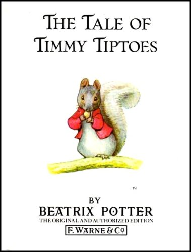 9780723206033: The Tale of Timmy Tiptoes (Potter 23 Tales)
