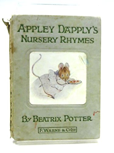 9780723206132: Appley Dapply's Nursery Rhymes (Potter 23 Tales)