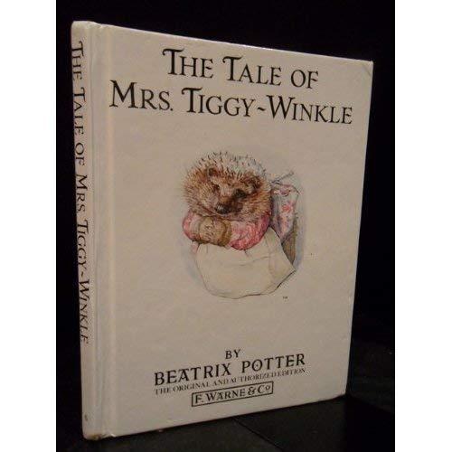 9780723206200: Tale of Mrs. Tiggy-Winkle