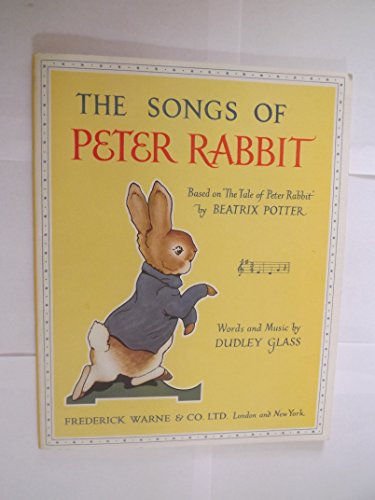 9780723210351: Songs of Peter Rabbit