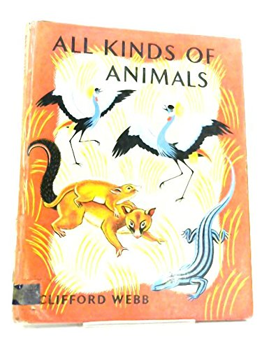 9780723212621: All Kinds of Animals
