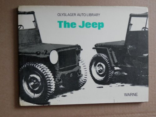 The Jeep Olyslager Auto Library: Vanderveen, Bart H. (Editor)