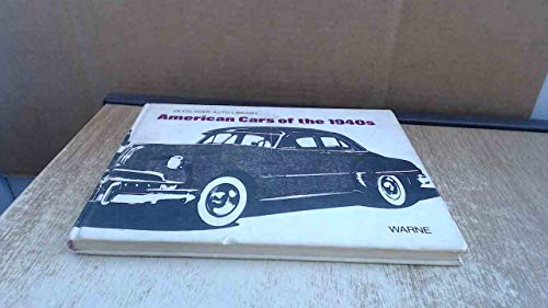 9780723214656: American Cars of the 1940s (Olyslager Auto Library)
