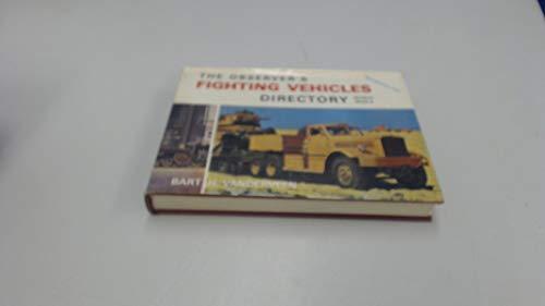 Observer's Fighting Vehicles Directory of World War II