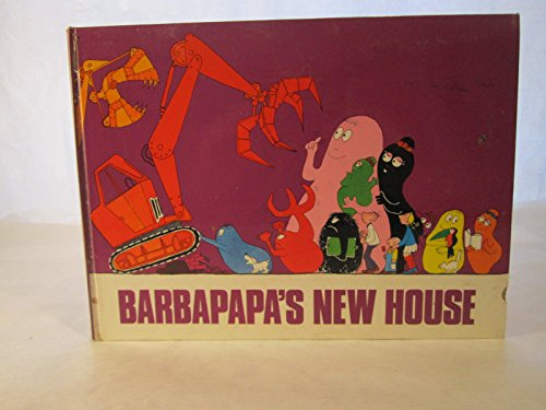 9780723214724: Barbapapa's New House