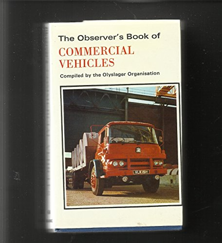 9780723215042: Observer's Book of Commercial Vehicles (Observer's Pocket)
