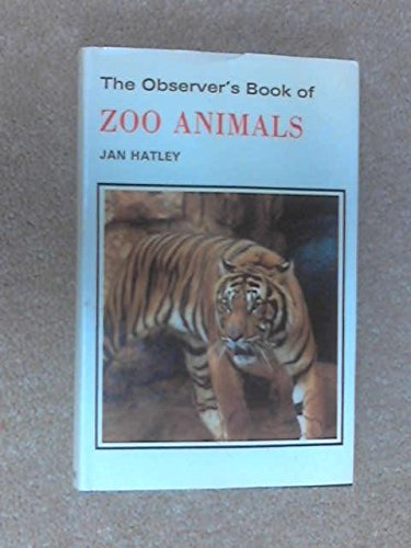 The Observer's Book of Zoo Animals