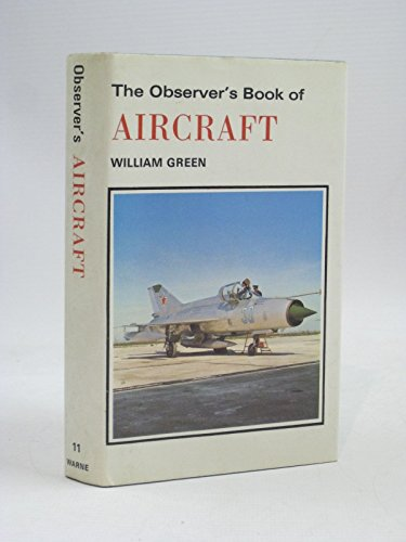 9780723215073: The Oberver's Book of Aircraft