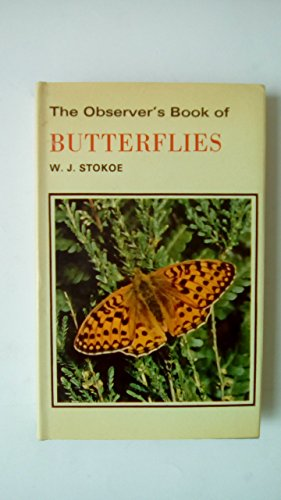 9780723215196: The Observer's Book of Butterflies (Observer's Pocket)