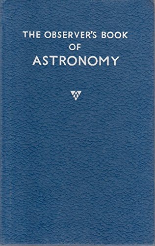 9780723215240: Observer's Book of Astronomy (Observer's Pocket)