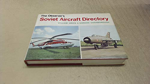 9780723215295: The Observer's Soviet Aircraft Directory