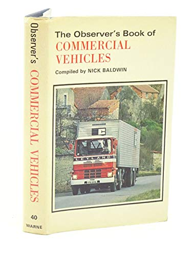 9780723215356: The Observer's Book of Comme (Observer's Pocket)