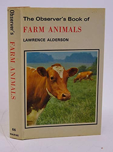 9780723215554: The Observer's Book of Farm Animals