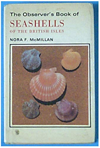 9780723215677: The Observer's Book of Seashells of the British Isles (The Observer's Pocket Series)