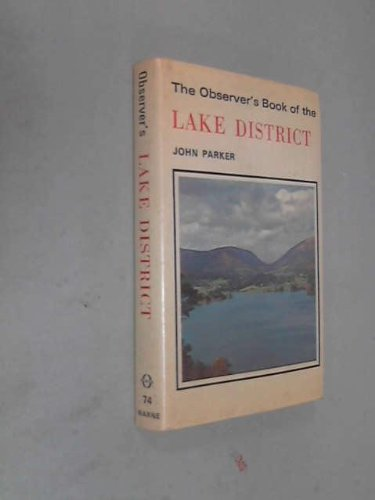 The Observer's Book of the Lake District