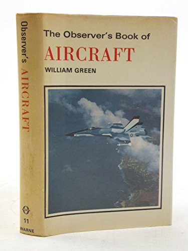9780723215776: Observer's Book of Aircraft 1978 (Observer's Pocket)