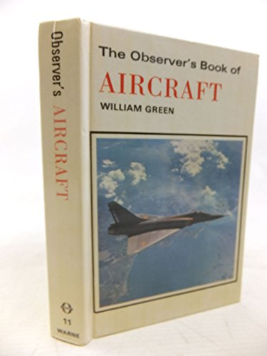 9780723215912: Observer's Book of Aircraft (Observer's Pocket S.)