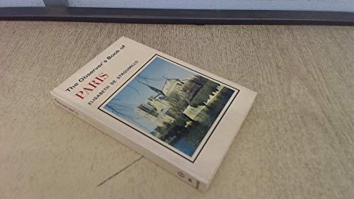 9780723216308: The Observer's Book of Paris (Observer's Pocket)
