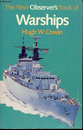 9780723216391: New Observers Book Of Warships (New Observer's Pocket)