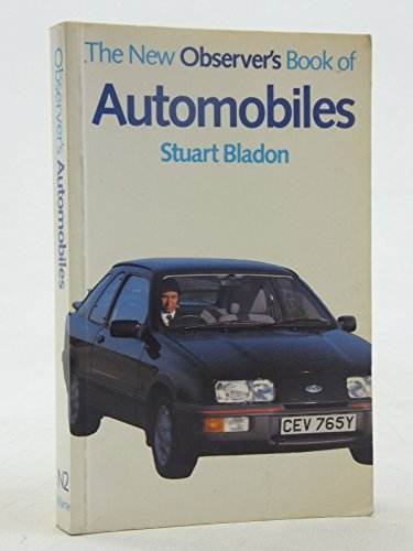 Observer's Book of Automobiles, 1982: Blundsen, John