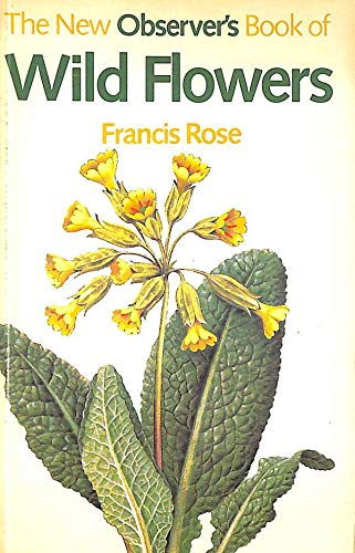 9780723216421: Observer's Book of Wild Flowers (New Observer's Pocket)