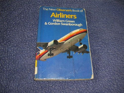 9780723216438: New Observers Book Of Airliners (New Observer's Pocket)