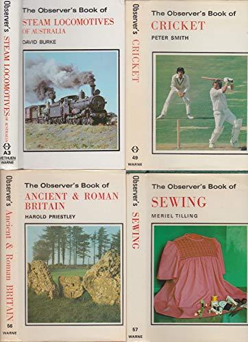 9780723216520: Observer's Book of Steam Locomotives of Australia (Australian Observer's Pocket)