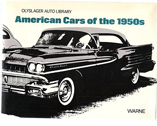 American Cars of the 1950s (Olyslager Auto Library): Olyslager Organization