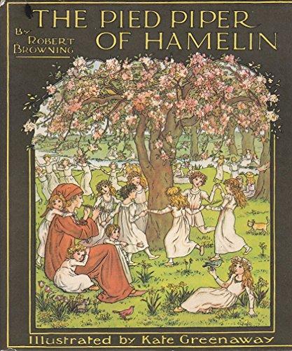 The Pied Piper of Hamelin (Warne Children's: Browning, Robert