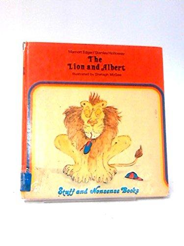9780723220053: Lion and Albert (Stuff & Nonsense Books)